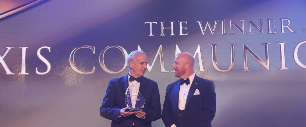 Axis Communications Names Evolon Partner of the Year